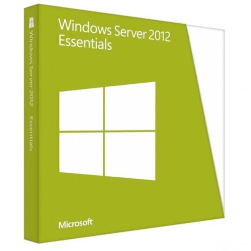 Windows Server Essentials 2012 R2 64Bit English 1pk DSP OEI DVD 1-2CPU