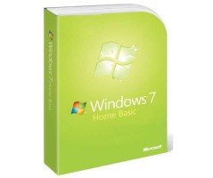 Windows Home Basic 7 SP1 x32 English SEA 1pk DSP OEI Not to China DVD LCP