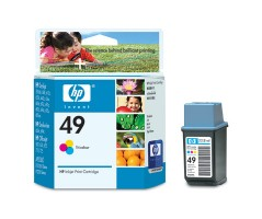 HP Ink Cartridge 49A Large Colour(51649AA)
