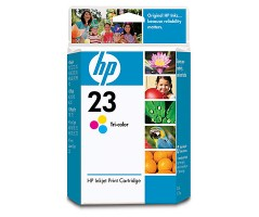HP Ink Crtg 23D Large Color(C1823D)