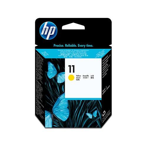 HP No 11 Yellow Printhead(C4813A)