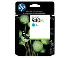 HP 940XL Cyan Officejet Inkjet Cartridge(C4907AA)