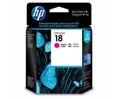 HP 18 Magenta Ink Cartridge(C4938A)