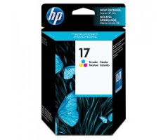 HP 17 Tricolor Ink Cartridge(C6625A)