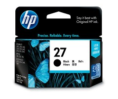 HP 27 Black Inkjet Crtg AP(C8727AA)