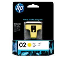 HP 02 AP Yellow Ink Cartridge (C8773WA)