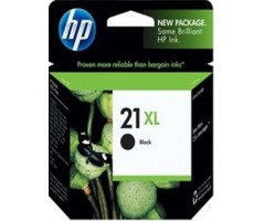 HP 21XL Black Ink Cartridge (C9351CA)