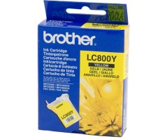 Brother ink cartridge Yellow (LC-800Y)