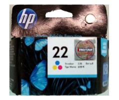 HP 22 Tricolor AP Inkjet Print Cartridge (C9352AA)