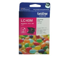 Brother ink cartridge Magenta (LC-40M)