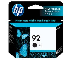 HP 92 AP Black Inkjet Cartridge (C9362WA)