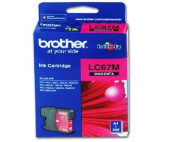 Brother ink cartridge Magenta (LC-67M)