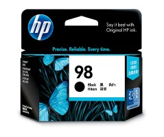 HP 98 AP Black Inkjet Print Cartridge (C9364WA)