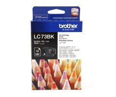 Brother ink cartridge Black (LC-73BK)