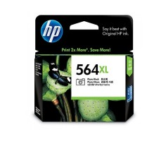 HP 564xl Photo Black Ink Cartridge (CB322WA)