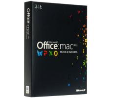 Microsoft Office Mac Home Business 2011