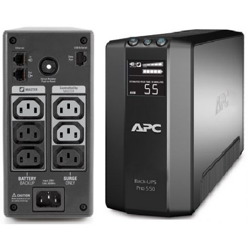 APC Power-Saving Back-UPS Pro 550VA/330W(BR550GI)