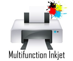 Multifunction inkjet